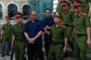Đề nghị tuyên phạt Phạm Công Danh hình phạt chung 30 năm tù