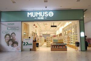 Mỹ phẩm chăm sóc sắc đẹp của Mumuso 'biến mất' sau kết luận của Bộ Công thương