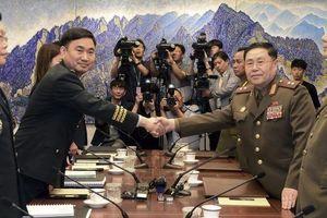 Tướng lĩnh Hàn - Triều đàm phán giảm căng thẳng quân sự