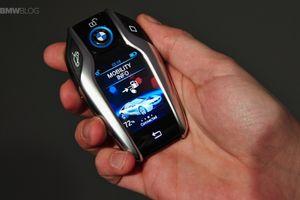 Khóa điện tử dành cho nhiều loại xe hơi