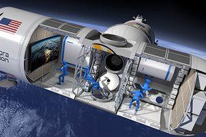 Khách sạn vũ trụ giá thuê phòng… 792.000 USD/đêm!