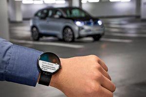 BMW lấn sân sang mảng đồng hồ thông minh