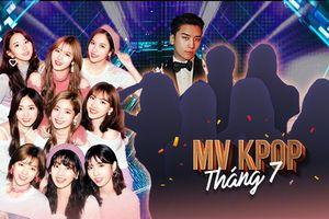 4 MV Kpop hot nhất tháng 7: 'Gà' YG và JYP chiếm hơn phân nửa, chỉ còn lại một vị trí cho…