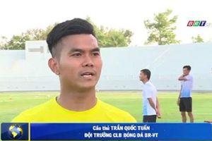 Cấm thi đấu vĩnh viễn đối với đội trưởng Đội Bà Rịa - Vũng Tàu
