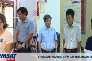 Gian lận điểm thi ở Sơn La: Khởi tố, bắt tạm giam các cán bộ liên quan