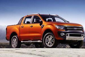 Triệu hồi hơn 2.500 Ford Ranger khắc phục lỗi cáp chuyển số