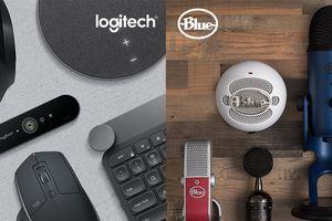 Hãng thiết bị âm thanh cao cấp Blue Microphones về tay Logitech