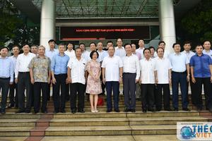 Cơ quan đại diện Việt Nam ở nước ngoài nỗ lực thu hút đầu tư cho Phú Thọ
