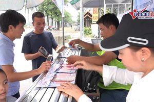 Vé xem U23 Việt Nam: Khán giả hững hờ trận gặp U23 Palestine