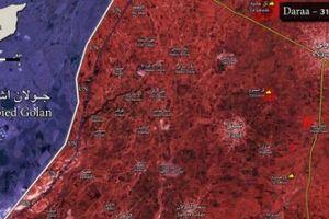 Quân đội Syria giành chiến thắng quyết định tại khu vực Tây Nam