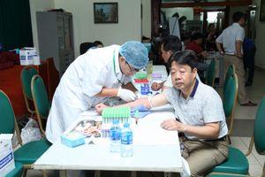 Các đơn vị thuộc ngành GTVT Hà Nội hưởng ứng chiến dịch hiến máu