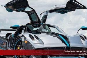 Siêu xe Pagani Huayra Coupe cuối cùng trên Thế giới đã tới tay khách hàng