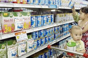 Giá sữa tăng trong phạm vi cho phép