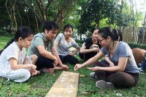 'Ngày hội tuổi thơ' tại Làng Văn hóa các dân tộc