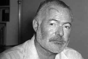 Phát hành sách mới của tiểu thuyết gia nổi tiếng người Mỹ Hemingway
