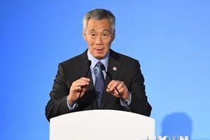 Ông Lý Hiển Long: Tăng cường kiến trúc khu vực lấy ASEAN làm trung tâm