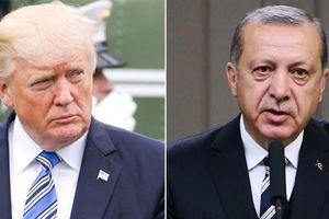 Cơn giận Mỹ trút trừng phạt xuống Thổ kéo dài bao lâu?