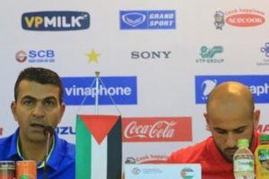 Đội trưởng U23 Palestine nói lời ít ai ngờ về U23 Việt Nam