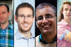 Trao Huy chương Fields cho bốn nhà toán học
