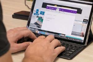 CHÍNH THỨC: Ra mắt Samsung Galaxy Tab S4, có bút S Pen