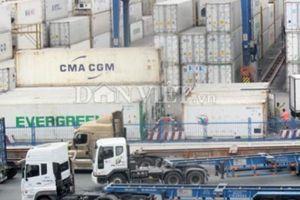 Cục Hàng hải họp khẩn xử lý container 'rác' tồn đọng tại các cảng biển