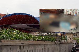 Nghi vấn 2 vợ chồng bị điện giật chết ở Thái Bình lúc rạng sáng