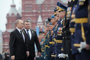 Tổng thống Putin muốn bồi đắp tinh thần ái quốc trong quân đội Nga