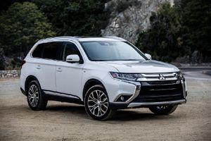 Loạt xe Mitsubishi nhập khẩu giảm giá ra mắt thị trường Việt trong tháng 8