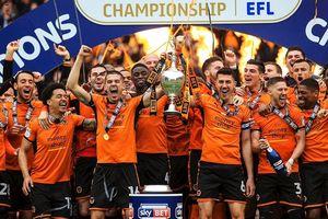 VTVcab sở hữu bản quyền giải hạng nhất Anh - EFL Championship