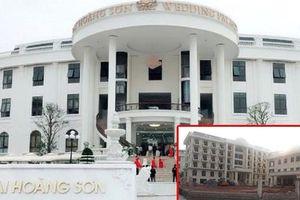 Bắc Giang: Nhà khách tỉnh nép mình trong dự án BT 'khủng'
