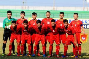 Bị đuổi người vì thẻ đỏ, U16 Việt Nam thua ngược U16 Indonesia