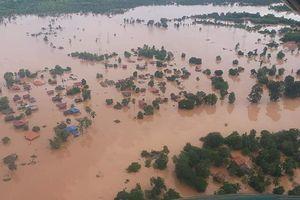 Chính phủ Lào thông qua chính sách bồi thường cho người dân vùng lũ lụt