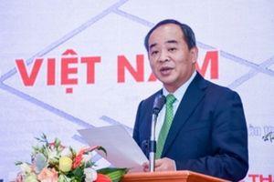 Thứ trưởng Lê Khánh Hải tranh cử chức Chủ tịch VFF