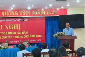 Cục Đường thủy Việt Nam tổ chức Hội nghị sơ kết công tác 6 tháng đầu năm và triển khai nhiệm vụ Quý III/2018