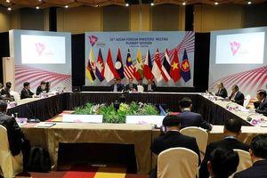 Ngoại trưởng Singapore: Đàm phán COC Biển Đông có tiến triển mới