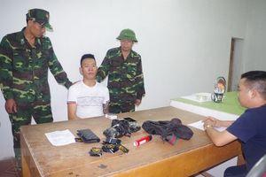 Quảng Ninh: Khởi tố vụ án vận chuyển 283 túi nilon chứa ma túy