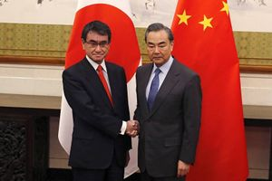 Nhật yêu cầu Trung Quốc không làm thay đổi hiện trạng Biển Hoa Đông