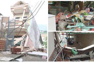 Mưa lớn kéo dài hết tuần, đã xác định nguyên nhân hàng chục căn nhà đổ sập xuống sông Đà