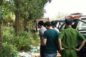 Dùng súng cướp ô tô đang chạy trên đường ở Đồng Nai