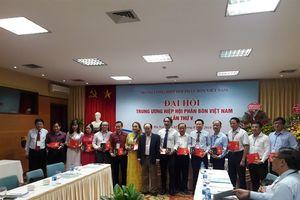 Ông Nguyễn Hạc Thúy được bầu làm tân Chủ tịch Hiệp hội Phân bón Việt Nam