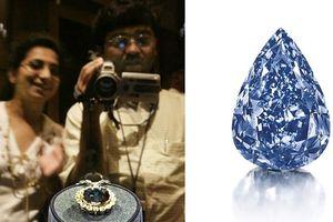 Đại dương cổ là nguồn gốc tạo ra kim cương xanh quý hiếm