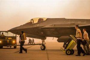 F-35 không thể hoạt động tại Trung Đông