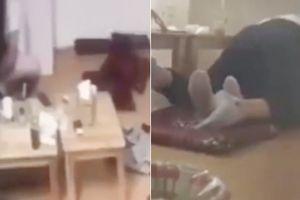 Cặp đôi ngang nhiên 'mây mưa' trong quán trà sữa, bị nhân viên bắt tại trận