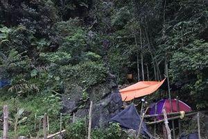 Tin mới vụ 'nhà ngoại cảm' nói có 3 tấn vàng trong hang ở Lạng Sơn