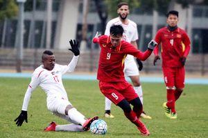 U23 Việt Nam – U23 Palestine (19 giờ 30 ngày 3-8): Chủ, khách đều muốn thắng