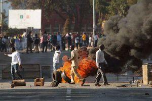 Zimbabwe bất ổn hậu bầu cử