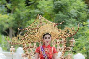 Những trang phục sắc màu của dàn người đẹp Hoa hậu Đại sứ Du lịch Thế giới 2018