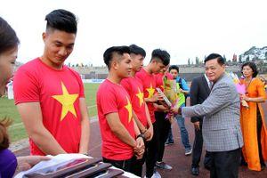 Ông Nguyễn Công Khế không ra tranh cử các chức danh chủ chốt VFF khóa 8