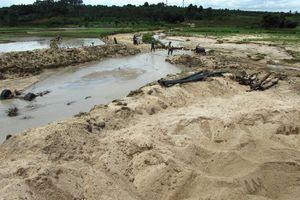 Phê bình Chủ tịch UBND huyện Chư Păh vì để khai thác khoáng sản trái phép tái diễn