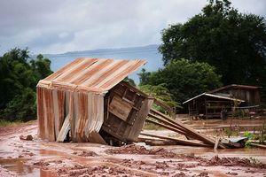 Lào thông qua chủ trương đền bù cho dân vùng vỡ đập